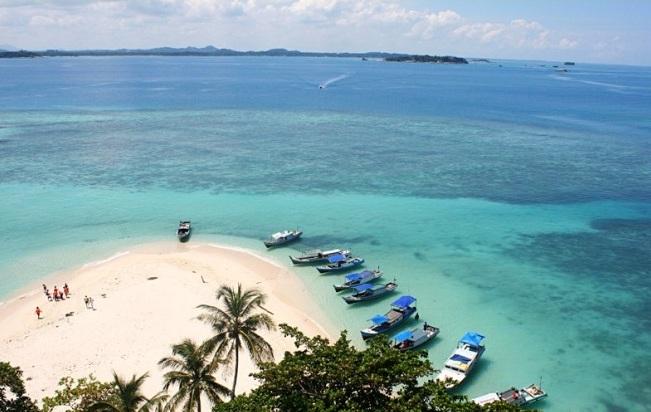 Destinasi wisata di belitung