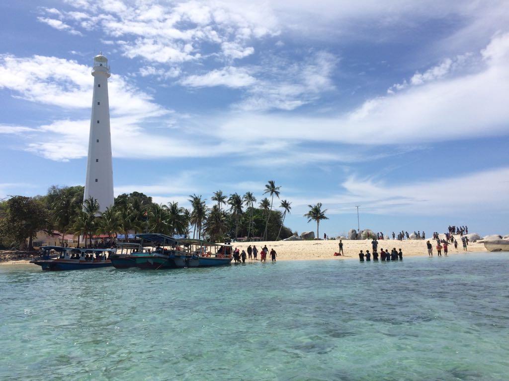 Trip travelling ke Belitung